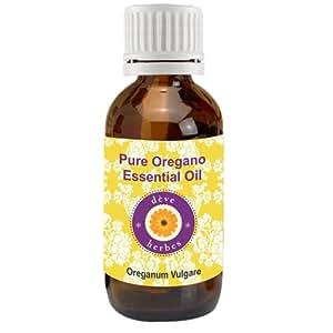 Deve Herbes Pure Oregano Essential Oil 15ml Natural & Undiluted