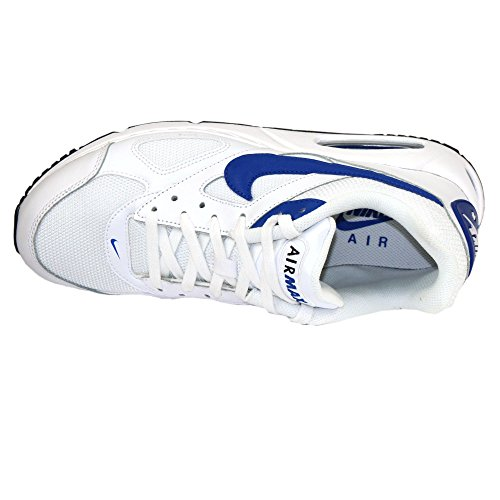 Nike Air Max IVO Herren Sneaker Weiß (580518-140) Weiß (White/Game Royal/Black 140)