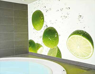 Giant Wall Mural Photo Wallpaper Lime 400 X 280 Cm