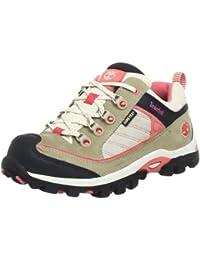 Timberland Hypertrail FTK_Hypertrail GTX Ox 4095R - Zapatillas de montaña de cuero para niña