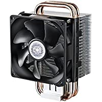 Cooler Master Hyper T2 - Compact CPU Cooler with Dual Looped Direct Contact Heatpipes Model RR-HT2-28PK-R1