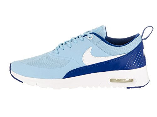 Nike Damen Air Max Thea (Gs) Laufschuhe Azul (Bluecap / White-Photo Blue-Deep Royal Blue)