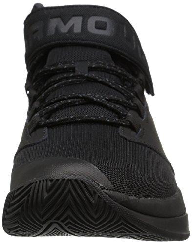 Stealth Nero Fucile De Di Canna Basket Ua Armour B Grigio Chaussures Under Metallizzato Zee Homme Ottenere PpzxYZ