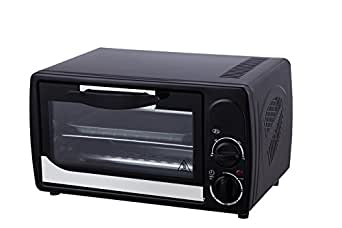 mini backofen f r 26 cm pizza 12l 1000 watt pizzaofen. Black Bedroom Furniture Sets. Home Design Ideas