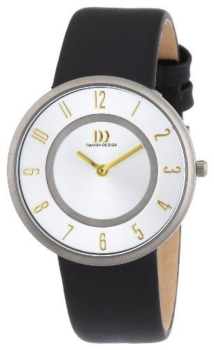Danish Design Damen-Armbanduhr XS Analog Quarz Leder 3326547