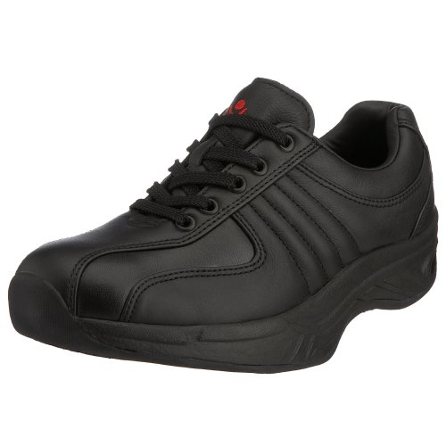 Chung -Shi Women's Comfort Step casual Lace-Up Black 9100215 5 UK
