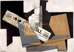 Le Journal 1916 Poster - Juan Gris