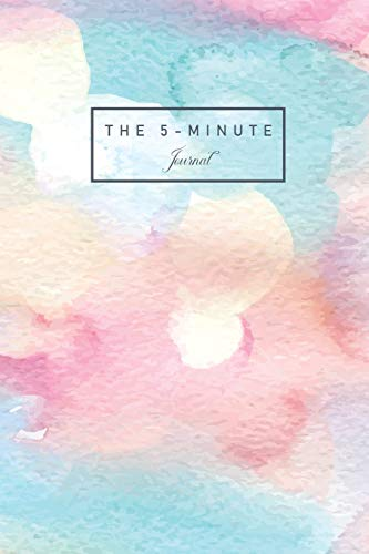 The 5-Minute Journal: Watercolor Cover | 5