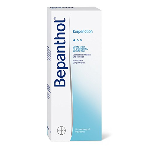 Bepanthol Körperlotion Sp 400 ml