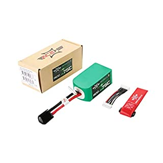 Hemore Aircraft model drone accessories High Discharge ACEHE 18.5V 1500mAh 75C XT60 Lipo Battery For FPV Racing Series Brand new