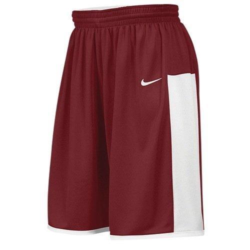 Nike Team Enferno basketball shorts Il Cardinale/bianco