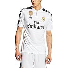 adidas, 2014-15, Real Madrid, Heimtrikot, Herren, weiß