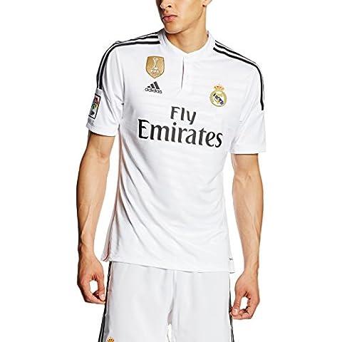 1ª Equipación Real Madrid 2014/2015 - Camiseta oficial adidas, talla XL