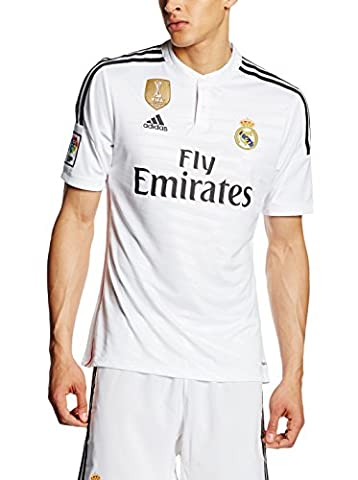 adidas Performance WORLD CUP REAL MADRID HOME JSY Maillot de Football Jersey Homme Blanc Climacool adidas Performance T:XL