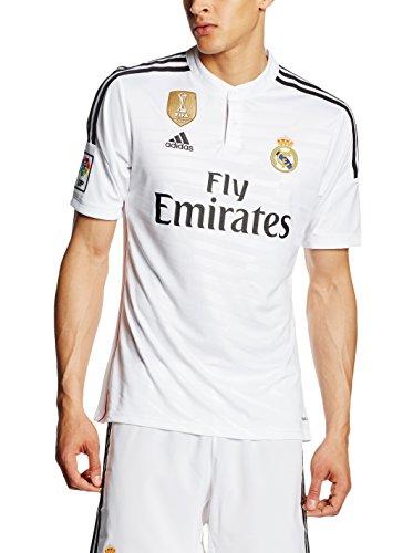 Adidas-Maglietta a Maniche Corte Per Wc Reale H Jsy White