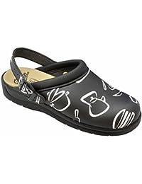 Dian Pisa estampado - zapatos de hosteleria