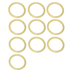 Co2 / HPA Urethane Tank Orings - 10 Pack by Wicked Sports