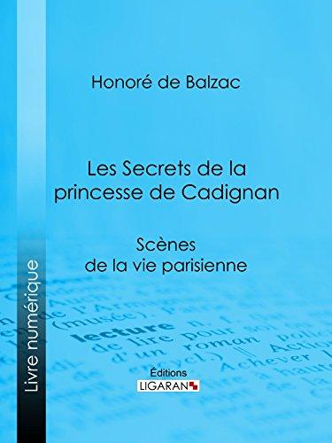 Les Secrets de la princesse de Cadignan par Honoré de Balzac