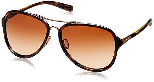 Oakley Sonnenbrille gold Einheitsgröße