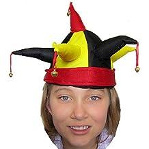 Mondial-fete - Chapeau enfant fou belge