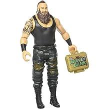 WWE - Figura básica Braun Strowman (Mattel FMD36)