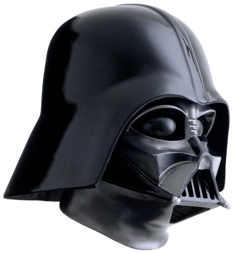Vader Wars Star Darth Helm (Shepperton Design Studios Original Stormtrooper Darth-Vader-Helm, Helm des Dunklen)