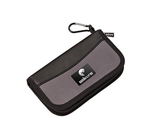 Unicorn Pro Maxi Darts beutel Wallet schwarz