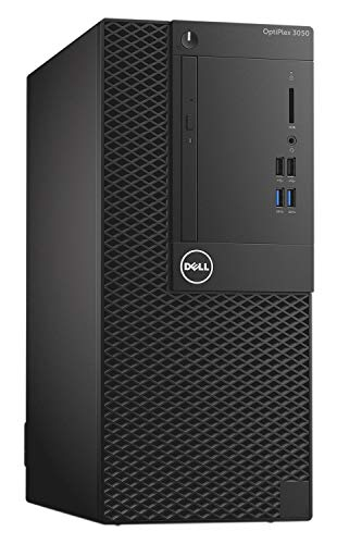 PC Dell OptiPlex 3050, 3,4 GHz, i5-7500, Mini Tower, Farbe: Schwarz