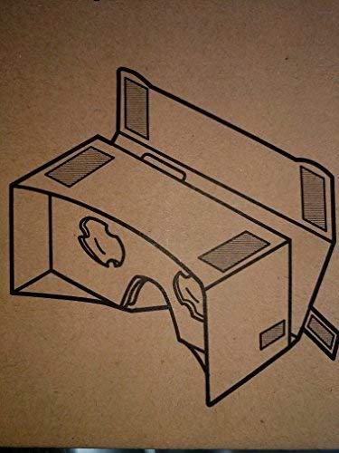 Goji g6pvr17tarjeta cartón 3d Realidad Virtual Gafas