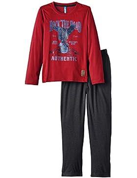 Lenny Sky Jungen Zweiteiliger Schlafanzug Bg.riders.py