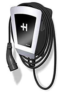 Heidelberg Wallbox Home Eco - Ladestation Elektro- & Hybrid Autos 11 kW maximale Ladeleistung (5m)