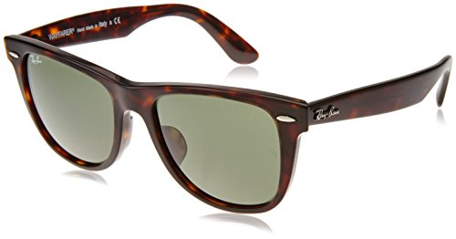 Ray-Ban - WAYFARER RB 2140F ASIAN FIT, Wayfarer Acetat Herrenbrillen