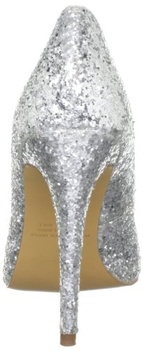 Diavolina Alexa Special Occasion, Chaussures femme argent brillant
