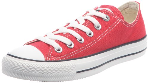 Converse–Chuck - Sneakers - Blanc rosso (Rot)