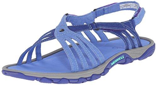 Merrell - ENOKI LINK, Sandali Donna Light Blue