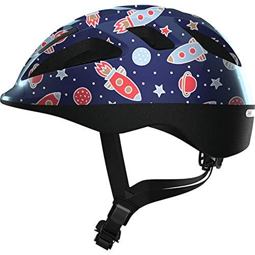 Abus Smooty 2.0 Helmet Kids Blue Space Kopfumfang S | 45-50cm 2019 Fahrradhelm