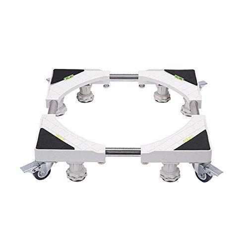 Foto de Base YUMU ajustable y multifuncional con ruedas, carrito de ruedas 1070
