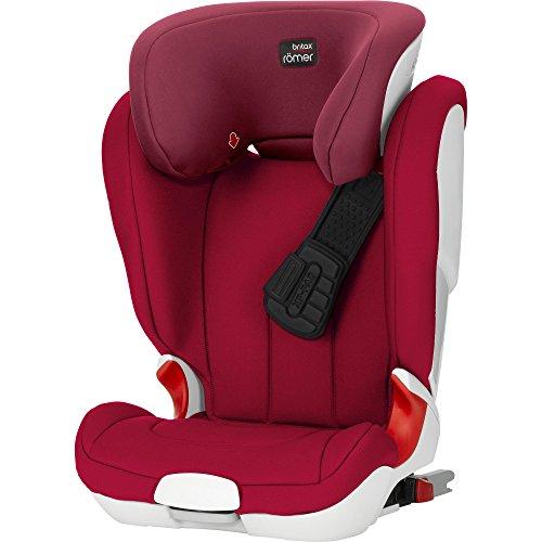 Britax Römer 2000029197Auto asiento kidfix XP, grupo 2/3(15–36kg), colección 2018, Rojo
