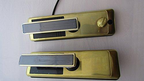 Biometrische Fingerabdruck-Tastatur Türschloss