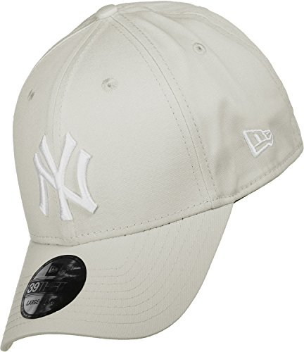 New Era Mlb Basic Ny Yankees 39Thirty Stretch Back Scarlet - Casquette de Baseball - Homme Pierre