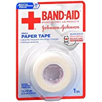 Pflaster Papier Tape klein 2,5cm X10YD, 1Rolle, 2Stück preisvergleich bei billige-tabletten.eu