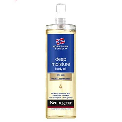 Neutrogena Body Oil (Neutrogena Norwegian Formula® Deep Moisture Body Oil 200ml)