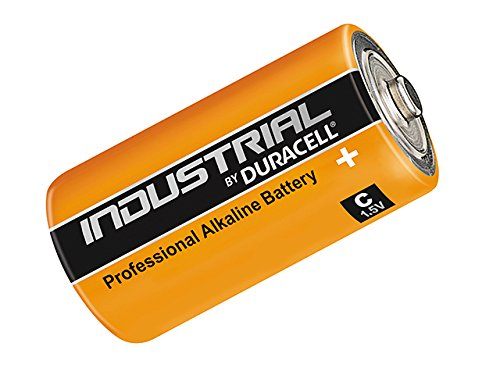 DURACELL 10 x INDUSTRIAL C SIZE ...