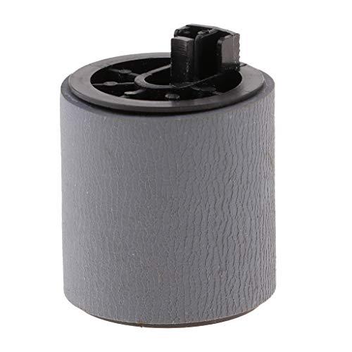 Fenteer Ersatzteil Einzugsrolle Paper Pick up Roller Blatteinzug-Roller für HP 4V Printer, Ersatzteil für RB1-1411-000 -