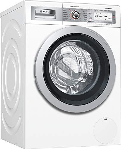 Bosch WAY287W5 HomeProfessional Waschmaschine Frontlader / A+++ / 89 kWh/Jahr / 1400 UpM / 8 kg / weiß / Fleckenautomatik / EcoSilence Drive