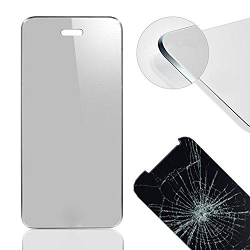 Eximmobile Panzerglasfolie Schutzfolie 9H Glas Folie Panzerfolie für Huawei Nexus 6P - klar
