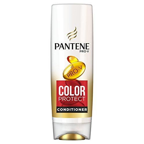 Pantene Après-shampooing Couleur protéger et lisse 360 ml – Lot de 6