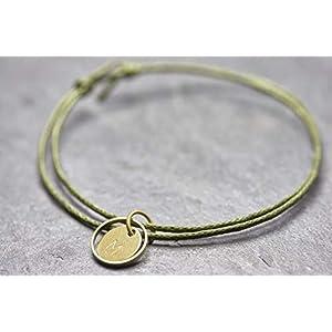 Armband Circle mini Gravur vegan Freundschaftsamband personalisiert…