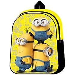 Official Minions Buddies Junior Premium Backpack School Bag Rucksack