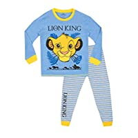 Disney Boys Lion King Pyjamas
